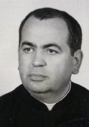 Ciżmiński Jan Zdzisław, ksiądz
