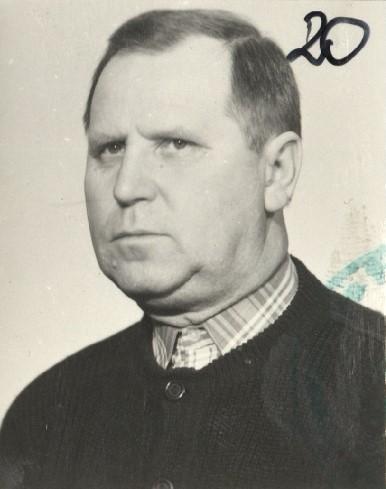 Jagusiewicz Marian Eugeniusz